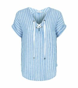 Jeri St. Germain Stripe Top