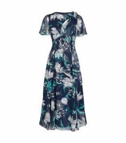 Leighton Tulip Kirstie Midi Dress