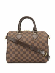 Louis Vuitton Pre-Owned Speedy Bandouliere 25 2way bag - Brown