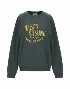MAISON KITSUNÉ TOPWEAR Sweatshirts Women on YOOX.COM