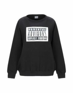 PARENTAL ADVISORY EXPLICIT CONTENT TOPWEAR Sweatshirts Women on YOOX.COM