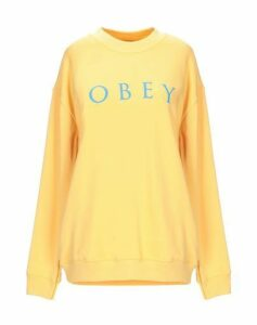 OBEY TOPWEAR Sweatshirts Women on YOOX.COM