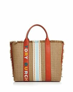 Tory Burch Perry Straw Tote