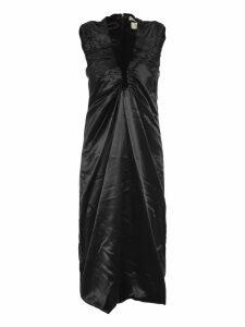 Bottega Veneta Ruched Dress