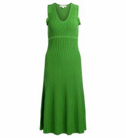 Michael Kors Long Green Dress