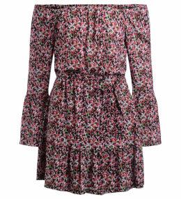 Michael Kors Multicolor Floral Dress