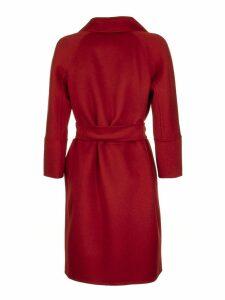 Max Mara Arona Virgin Wool Coat