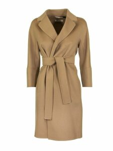 Max Mara Arona Virgin Wool Coat