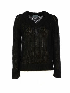 Prada Mohabir Sweater With V Neck