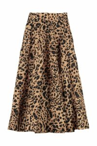 Zimmermann Veneto Printed Full Skirt