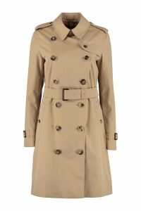 Burberry The Kensington Medium Trench Coat
