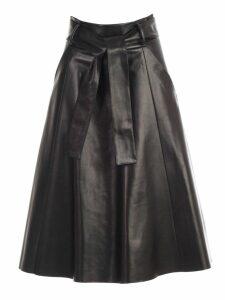 DROMe Skirt A Line Nappa