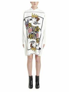 Boutique Moschino cards Dress