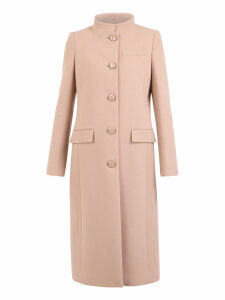 Givenchy Single-breated Coat