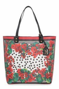 Dolce & Gabbana Beatrice Calfskin Tote