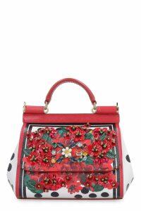 Dolce & Gabbana Sicily Calfskin Mini-bag