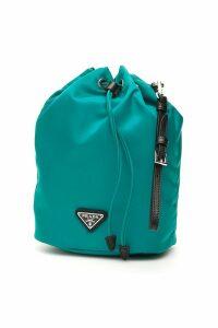 Prada Bucket Bag With Handle