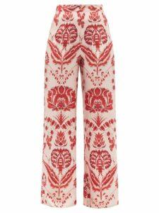 Missoni Mare - Striped Halterneck Mini Dress - Womens - Multi