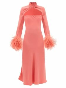 Odyssee - Liberte Knitted Tank Top - Womens - Navy