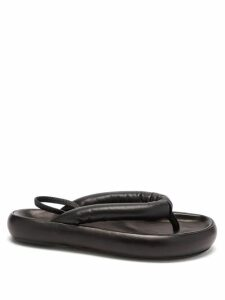 Thierry Colson - Eva Geometric Print Dress - Womens - Navy Multi