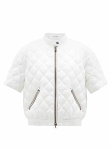 Love Binetti - Striped Cotton Dress - Womens - Light Pink