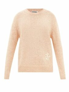 Dolce & Gabbana - Geranium And Polka Dot Print Wash Bag - Womens - Red Multi