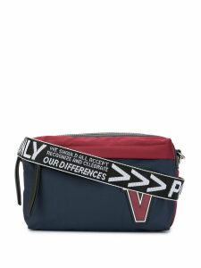 Ports V logo shoulder bag - Multicolour