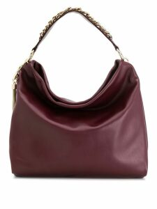 Jimmy Choo Callie slouchy tote - Red