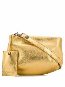Marsèll zipped crossbody bag - Gold