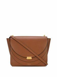 Wandler Luna shoulder bag - Brown