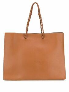 Jil Sander The Tangle shoulder bag - Brown