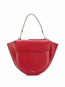 Wandler medium Hortensia tote - Red
