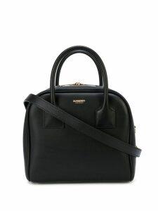 Burberry Cube top handle bag - Black
