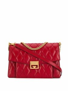 Givenchy quilted shoulder bag - Red