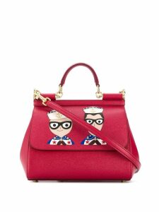 Dolce & Gabbana sailor handbag - Red