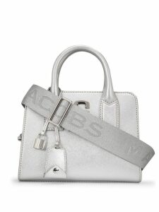 Marc Jacobs small Big Shot tote - Silver