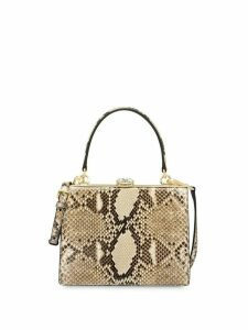 Miu Miu Ayers leather bag - Neutrals