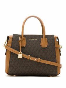 Michael Michael Kors medium Mercer satchel bag - Brown
