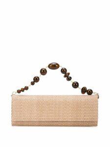 Cult Gaia shoulder bag - Brown