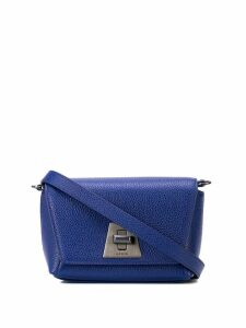 Akris Anouk crossbody bag - Blue