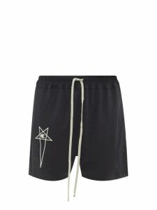 Paco Rabanne - Sequinned Chainmail Dress - Womens - Silver