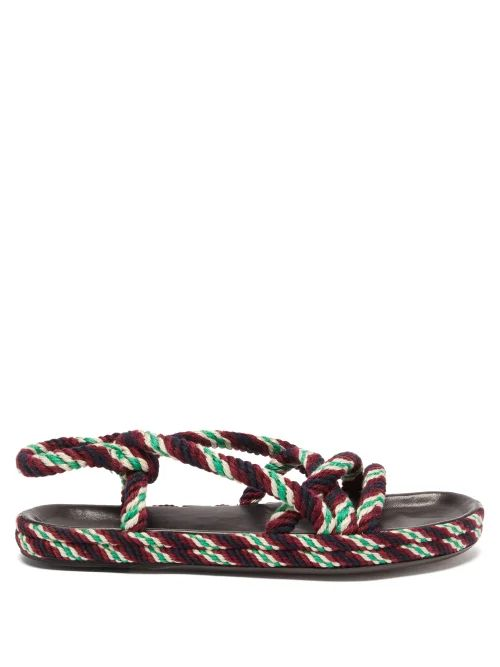 The Row - Lawrence Pleated Crepe Skirt - Womens - Beige