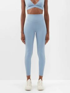 Batsheva - Gingham Print Cotton Midi Dress - Womens - Red White