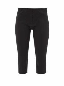 Msgm - Sweetheart Neckline Cady Mini Dress - Womens - Red