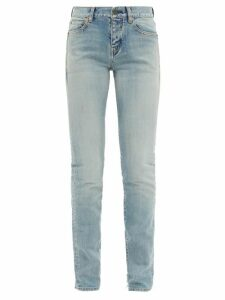 Fendi - High Rise Pleated Satin Midi Skirt - Womens - Beige
