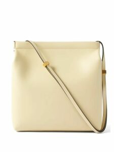Proenza Schouler - Splatter Print Crepe Maxi Dress - Womens - White Multi