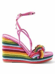 Raey - Dolman Sleeve Silk Blend Shirt - Womens - Bronze