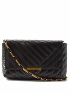 Altuzarra - Janine Double Breasted Wool Blend Coat - Womens - Black