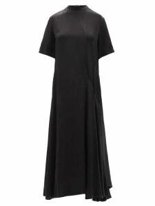 Rianna + Nina - Vintage Patchwork Silk Dress - Womens - Multi