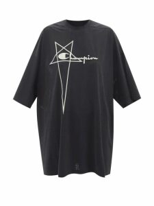 Johanna Ortiz - Better Than Gold One Shoulder Cotton Dress - Womens - Ivory